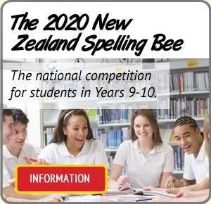 New Zealand Spelling Bee Competition