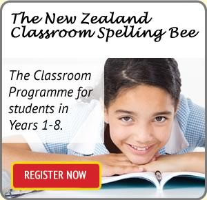 New Zealand Spelling Bee for Students