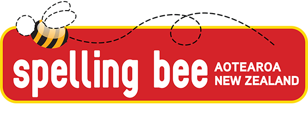 New Zealand Spelling Bee Banner